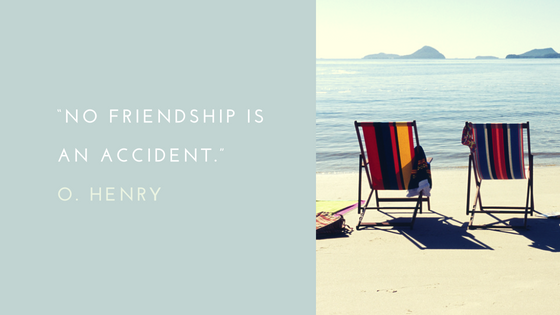the quote of O.Henry about friendship