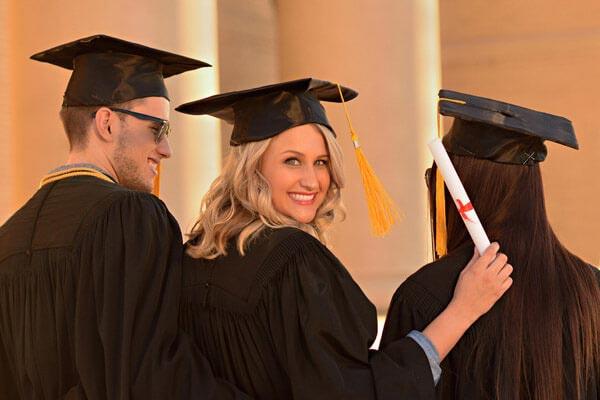Graduation picture 5