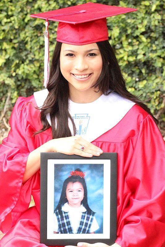 Graduation picture 7