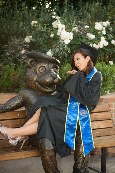 Graduation picture 9