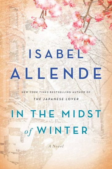 book cover of Isabel Allende's In the Midst of Winter