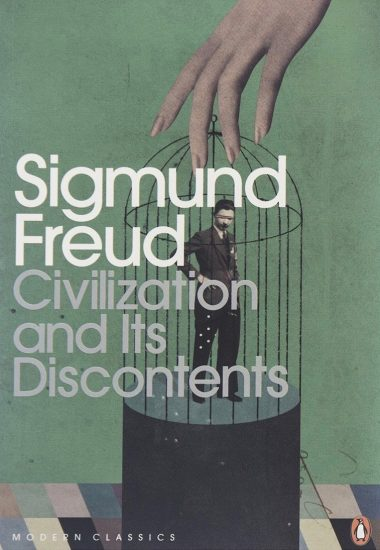 book cover of Sigmund Freud's Civilization and Its Discontents