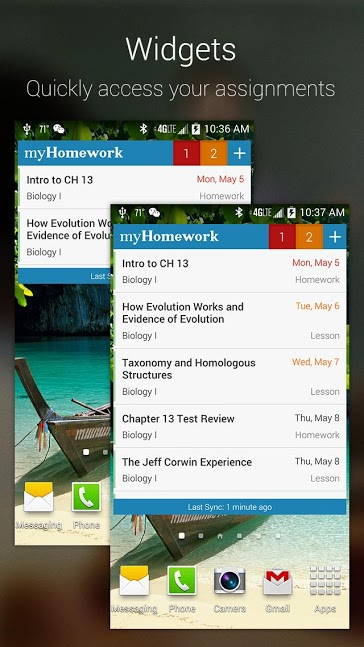 myHomework Student Planner3