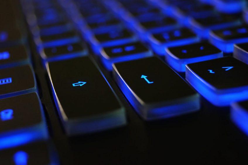 a keybord