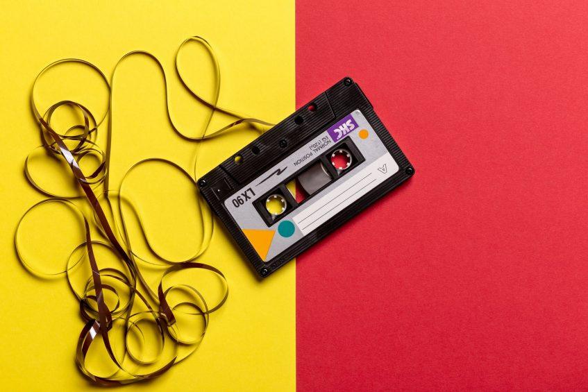 a cassette