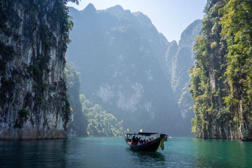 Khao Sok National Park, Khlong Sok, Thailand