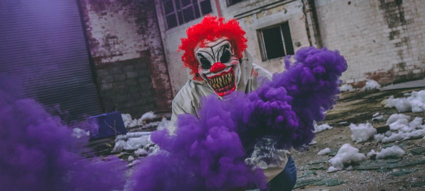 Scary Clown Costume Ideas for This Halloween